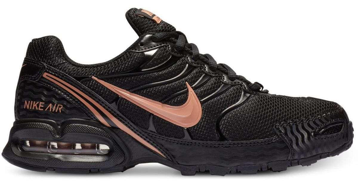 a5121743166 Lyst - Nike Air Max Torch 4 Running Sneakers From Finish Line in Black