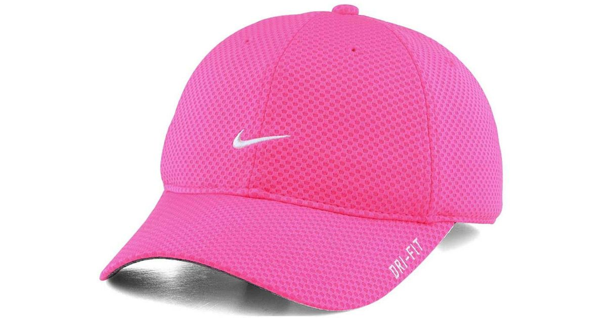 b64f0541947 ... coupon code for lyst nike 6 panel tailwind cap in pink for men 5a1b3  171a9