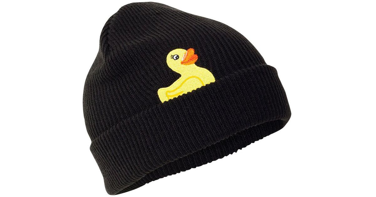 327986cd0a0 ... new authentic ef794 d35a5 Lyst - Neff Peek-a-boo Beanie in Black for ...