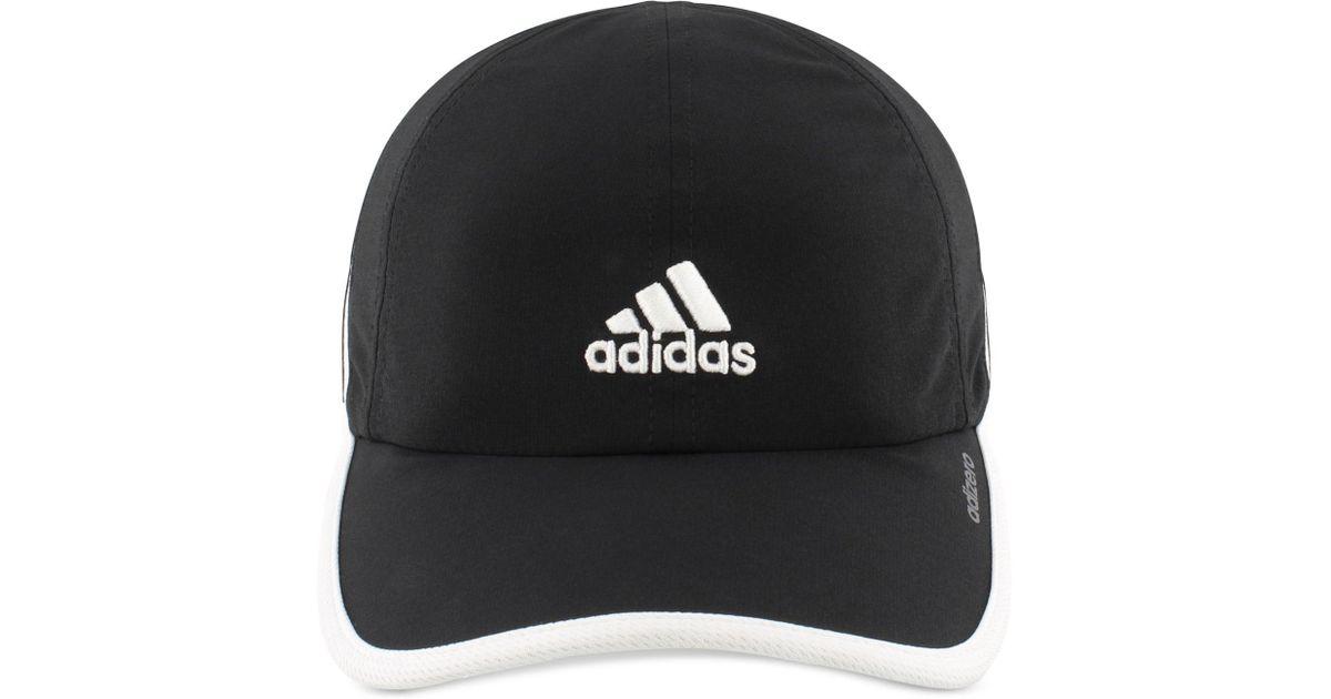 Lyst - Adidas Adizero Ii Climacool® Cap in Black for Men - Save  36.36363636363637% e14aea4d83c8
