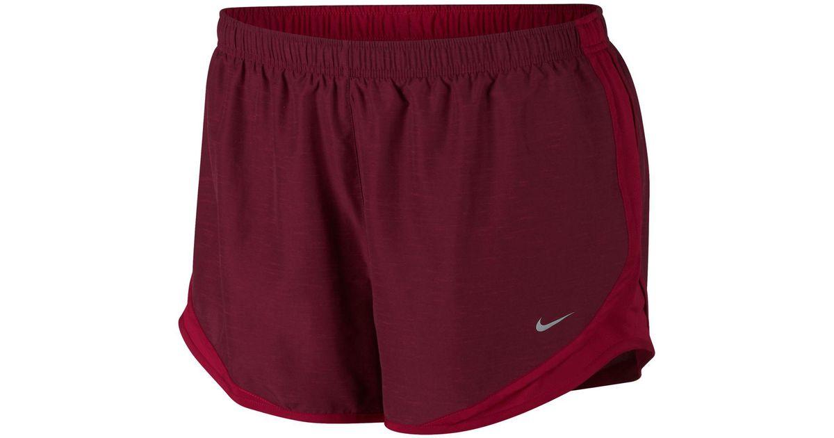 ef904d7fa36 Lyst - Nike Plus Size Tempo Dri-fit Track Shorts in Purple for Men