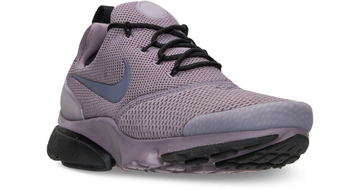 35136465c7a9 Lyst - Nike Women s Presto Fly Running Sneakers From Finish Line