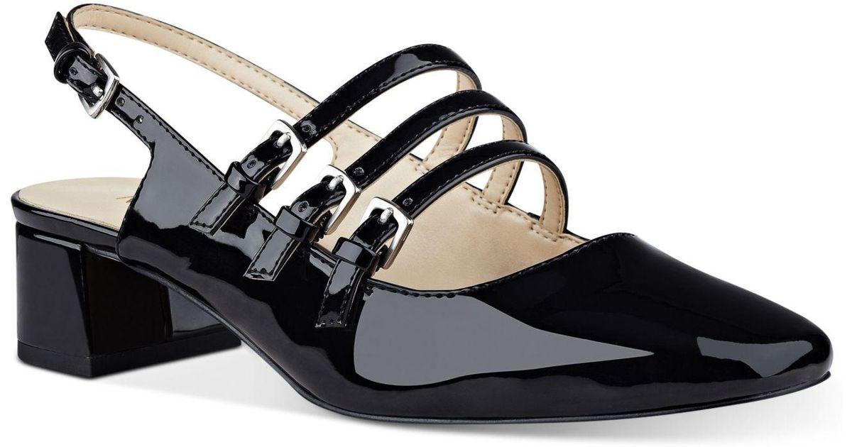 Macys  West Shoes Black