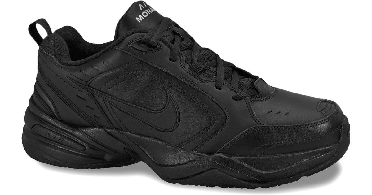 9c3799cb0d0d9 Lyst - Nike Air Monarch Iv Sneakers From Finish Line in Black for Men