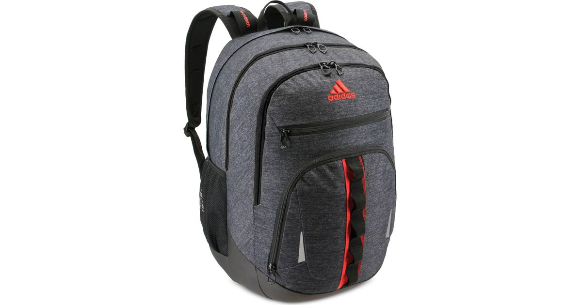 20447eb962 Lyst - adidas Prime Iv Backpack in Black for Men