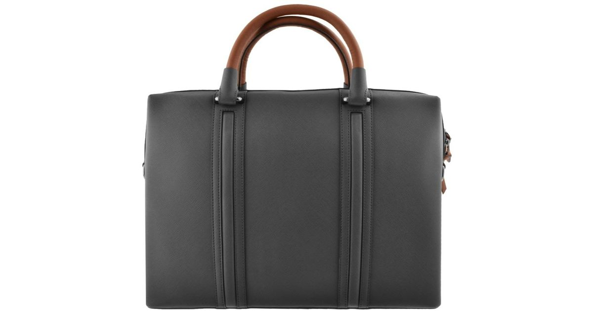 4d4218175d Lyst - Ted Baker Giiza Bag Grey in Gray for Men