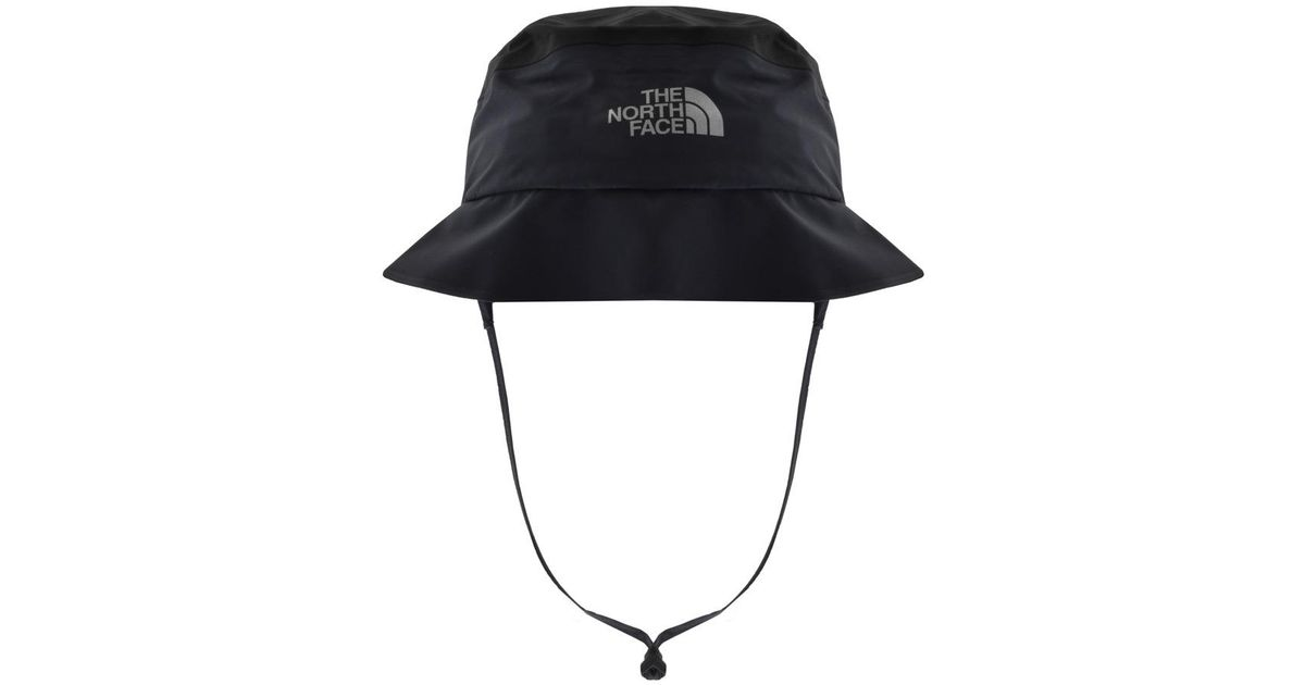 Lyst - The North Face Gortex Bucket Hat Navy in Blue for Men d26f3a304ca