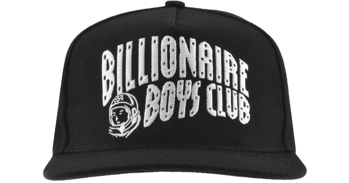 Bbcicecream Billionaire Boys Club Arch Logo Cap Black in Black for Men -  Lyst 9b194a588e19