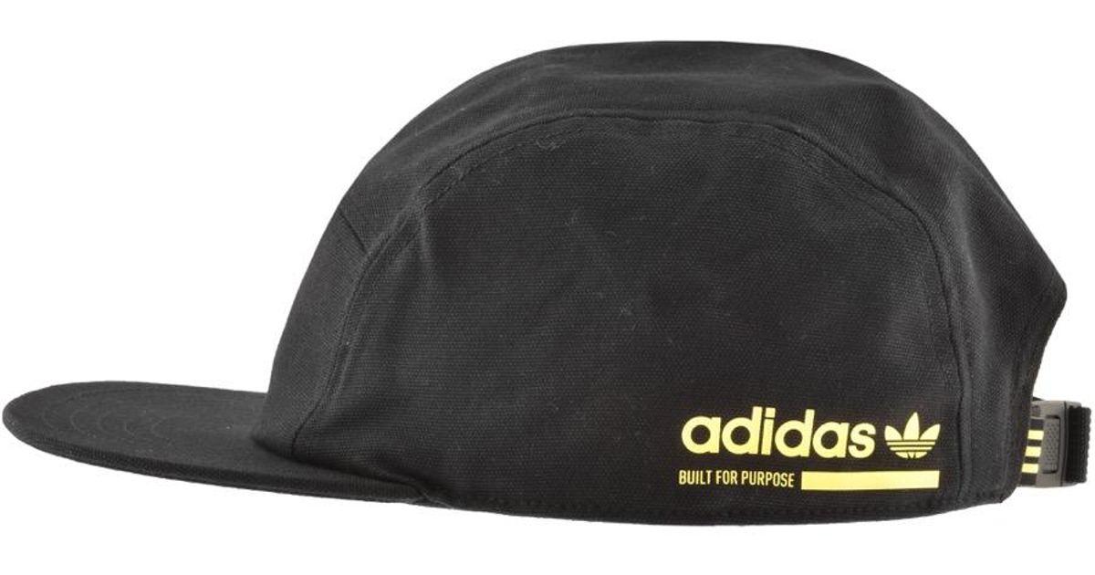 d9c96af2b13 Lyst - adidas Originals Kaval Cap Black in Black for Men