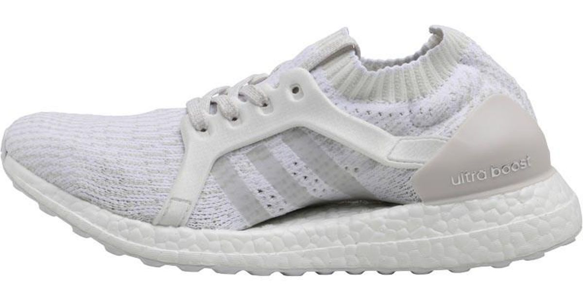 529e8ae3ce883 adidas Ultraboost X Neutral Running Shoes Cloud White pearl Grey crystal  White in White - Lyst