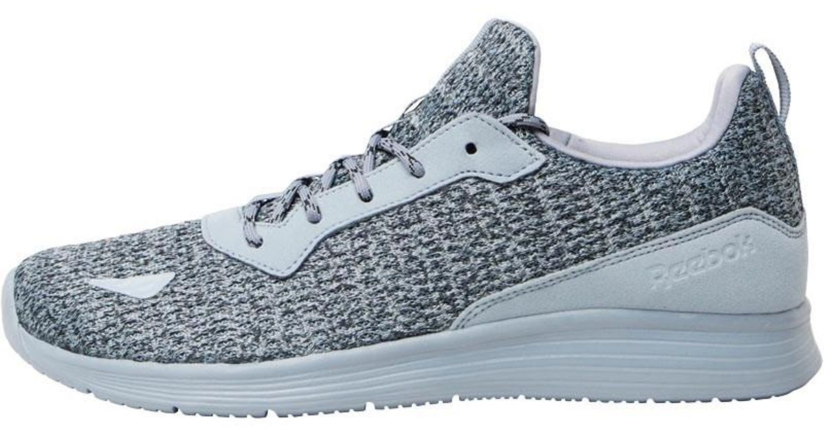 a39fb493fbc3b Reebok Royal Shadow Trainers Meteor Grey black cloud Grey in Gray for Men -  Lyst