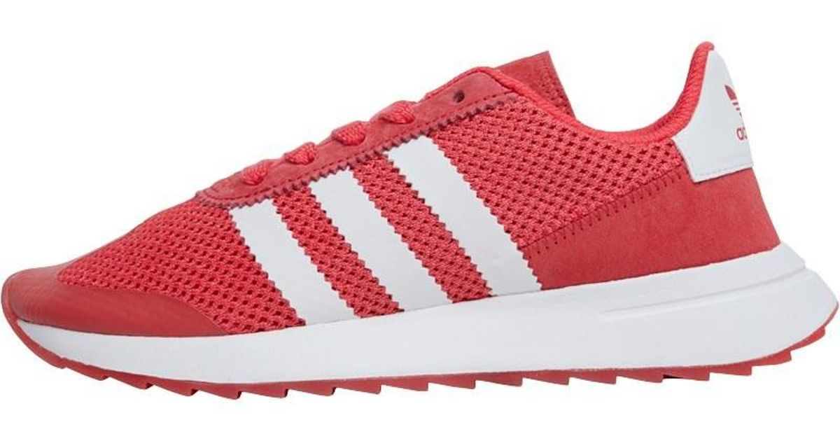 adidas Originals Flashrunner Trainers Core Pink footwear White core Pink in  Pink - Lyst 8440b6d99