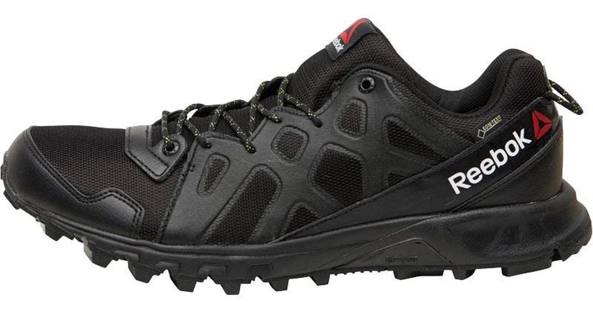edd9276abcf Reebok Les Mills Sawcut 4.0 Gore-tex Walking Shoes Black hero Yellow in  Black for Men - Lyst