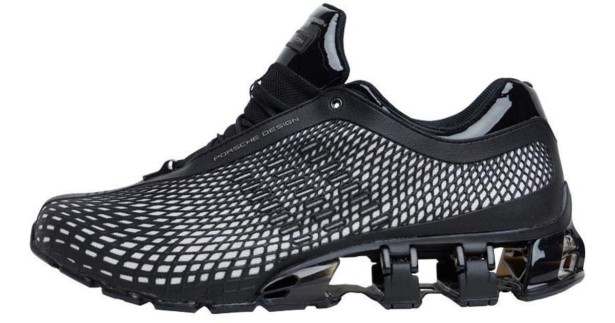 2e24616c8ac4 adidas Porsche Design Sport Bounce S2 Neutral Running Shoes Core Black core  Black white Titanium in Black for Men - Lyst