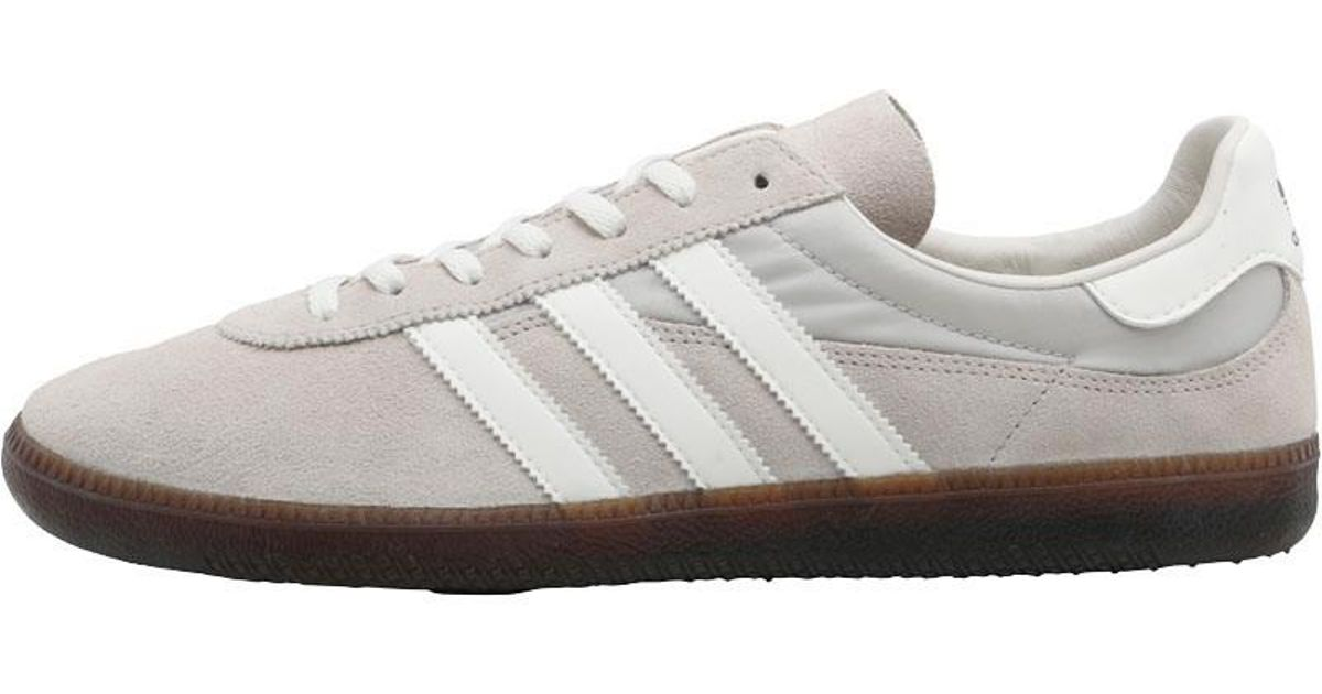 adidas Originals Gt Wensley Spzl Trainers Clear Brown off White clear  Granite for Men - Lyst 06253a7bd