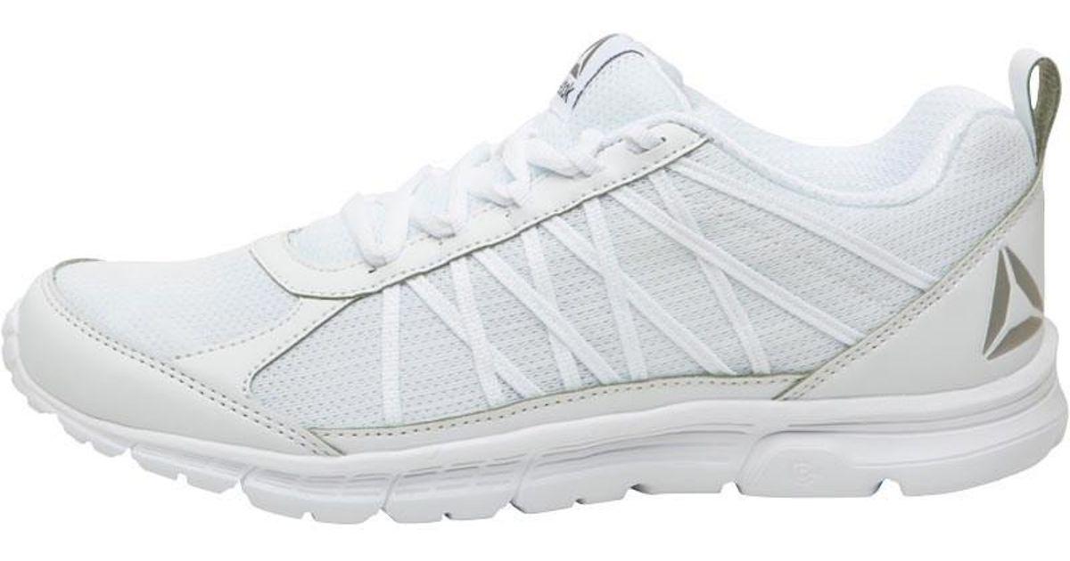 79540d39258 Reebok Speedlux 2.0 Neutral Running Shoes White white pewter in White - Lyst
