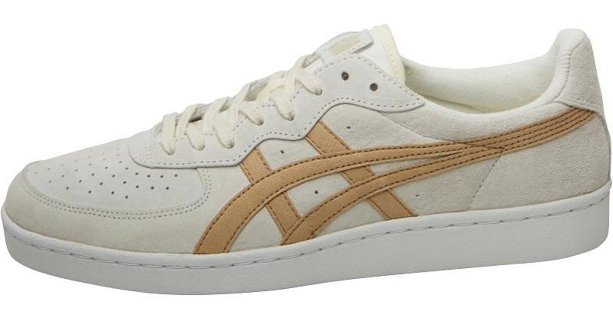 ac1c14167cb Onitsuka Tiger Gsm Trainers Cream latte for Men - Lyst