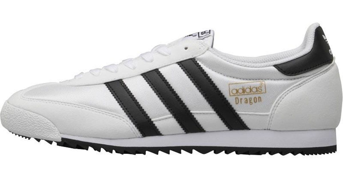 adidas Originals Dragon Og Trainers Footwear White core Black gold in White  for Men - Lyst 6b4e822f0