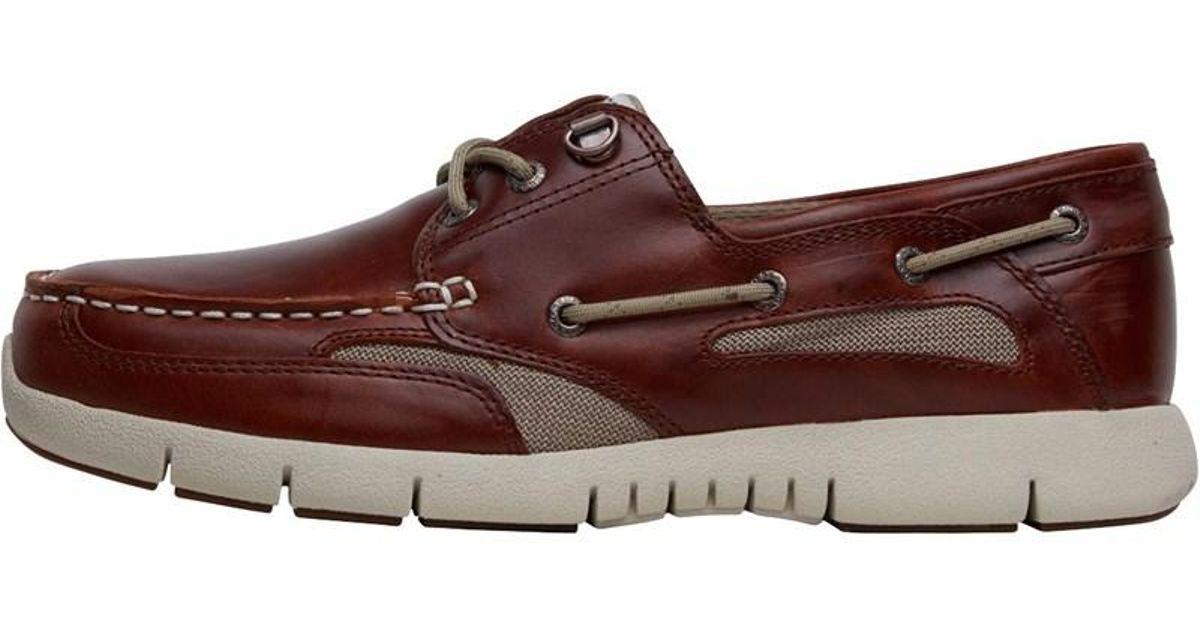 Waxy Endeavor Fgl Chaussure Sebago Oiled b6IfymY7gv