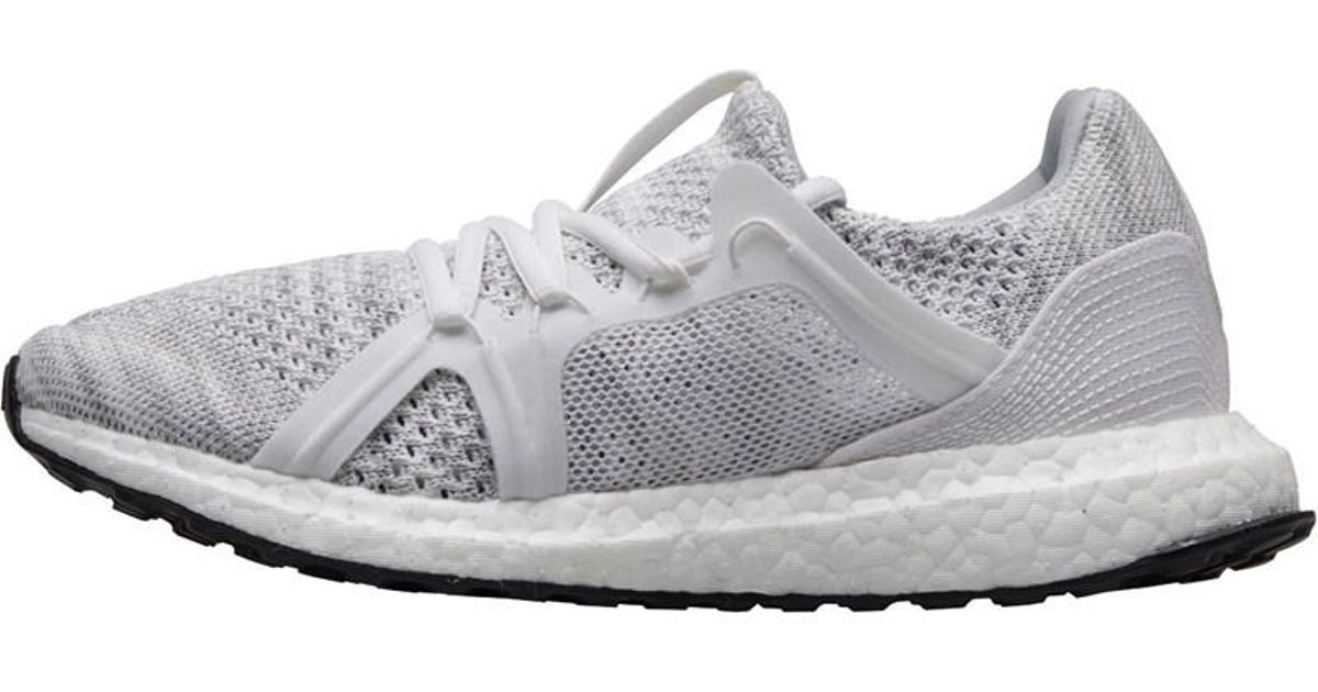 d48e578588b adidas X Stella Mccartney Ultraboost Parley Neutral Running Shoes Stone core  White mirror Blue in White - Lyst