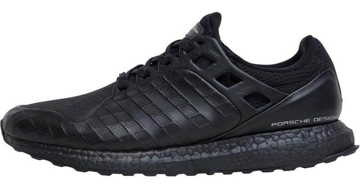 adidas Porsche Design Sport Ultraboost Neutral Running Shoes Core Black utility  Black core Black in Black for Men - Lyst 01bb81132677