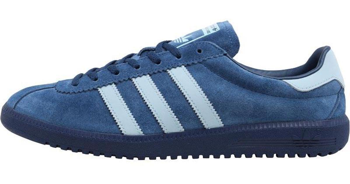 85ffad789d7f06 adidas Originals Bermuda Trainers Mystery Blue clear mystery Blue in Blue  for Men - Lyst