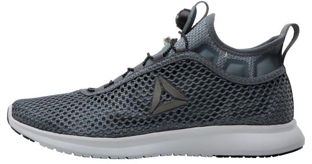 3b2b7efb398d Reebok Pump Plus Vortex Neutral Running Shoes Grey in Gray for Men - Lyst