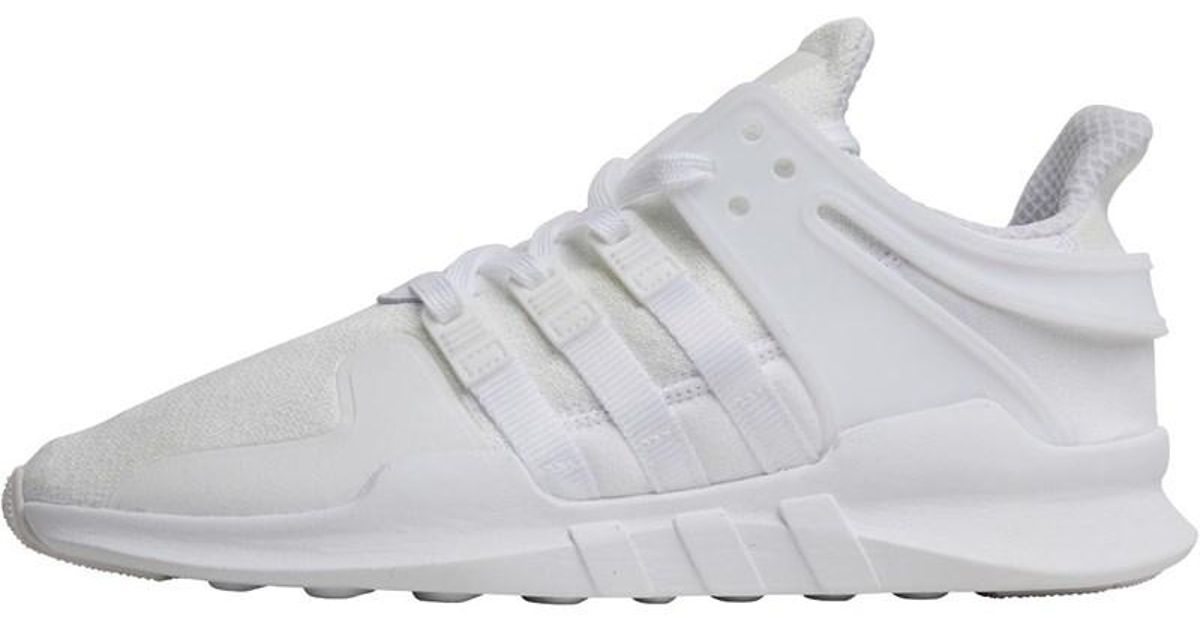 finest selection 7943d b54c1 Adidas Originals - Eqt Support Adv Trainers Footwear White/footwear  White/core Black for Men - Lyst