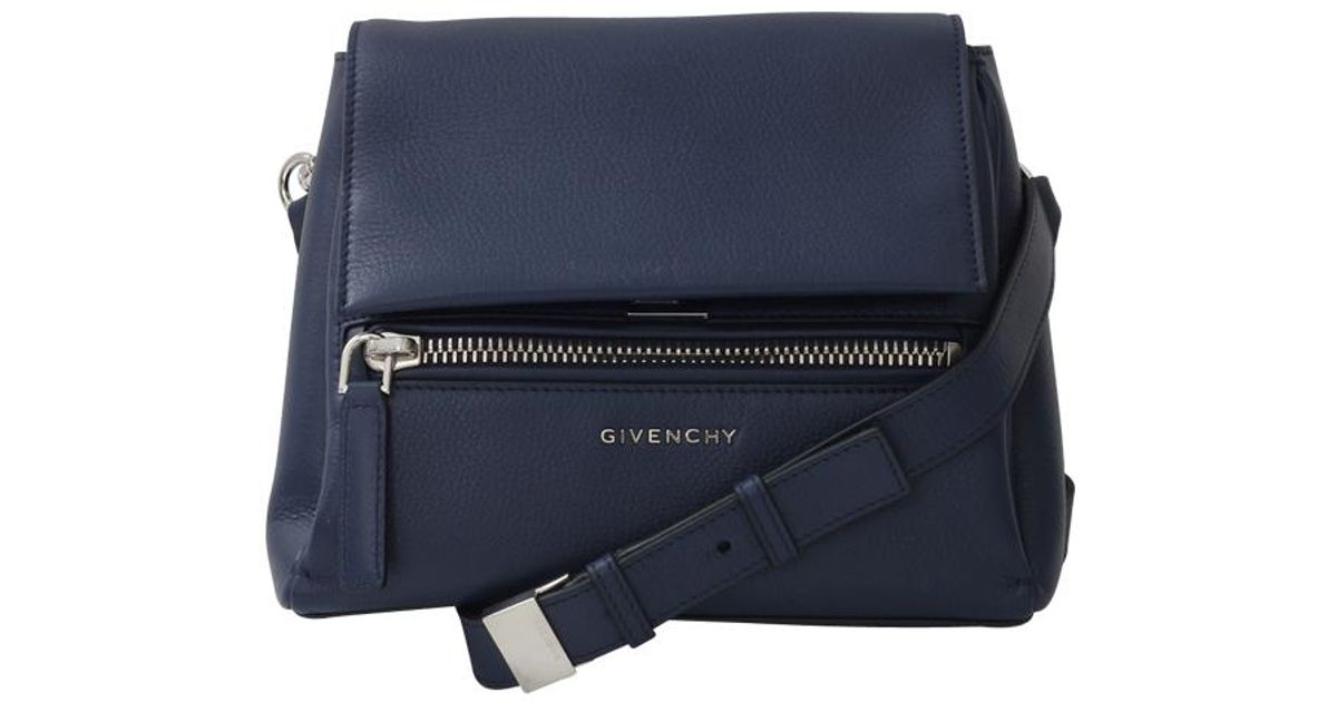 b6ad1f5627 Lyst - Givenchy Pandora Pure Mini in Blue
