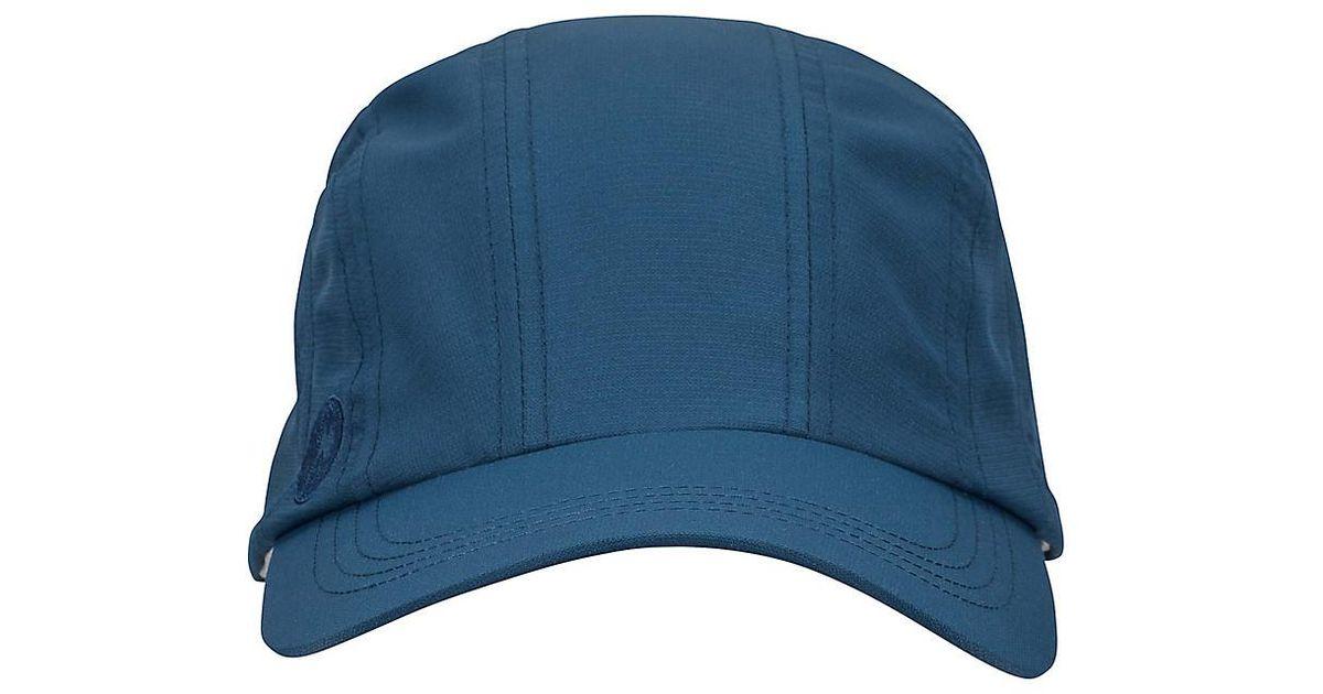 Lyst - Marmot Simpson Hiking Cap in Blue for Men f395f15ccc0