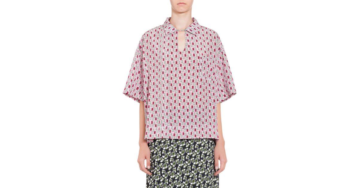 watch 8905f 00556 marni-Cinder-Rose-Silk-Polo-Shirt-With-Taos-Print.jpeg
