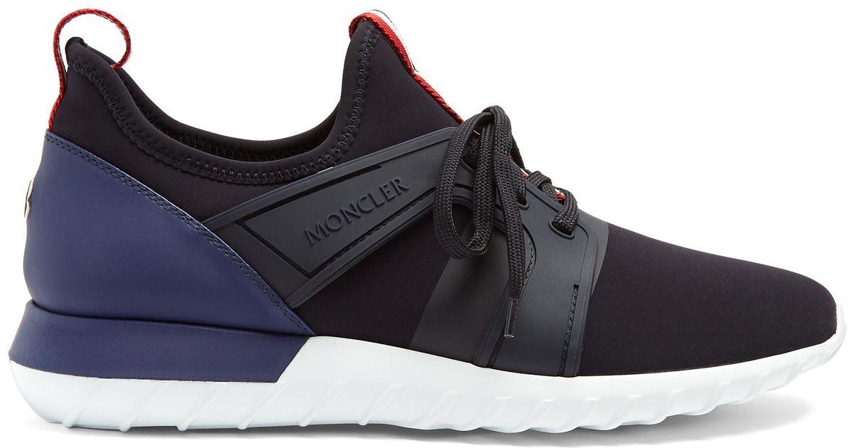Emilien sneakers - Blue Moncler OCNg9pFezE