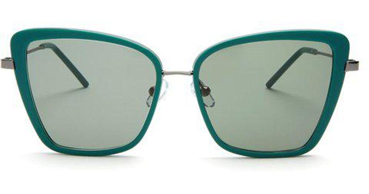 ebd040f447f5 Meeyye Livio Progressive Sunglasses in Green - Lyst