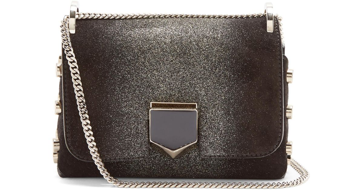 Lockett Mini suede shoulder bag Jimmy Choo London Clearance Amazing Price Sale Shopping Online Footaction Online Classic Sale Online Fast Delivery xo5i6aNHQ