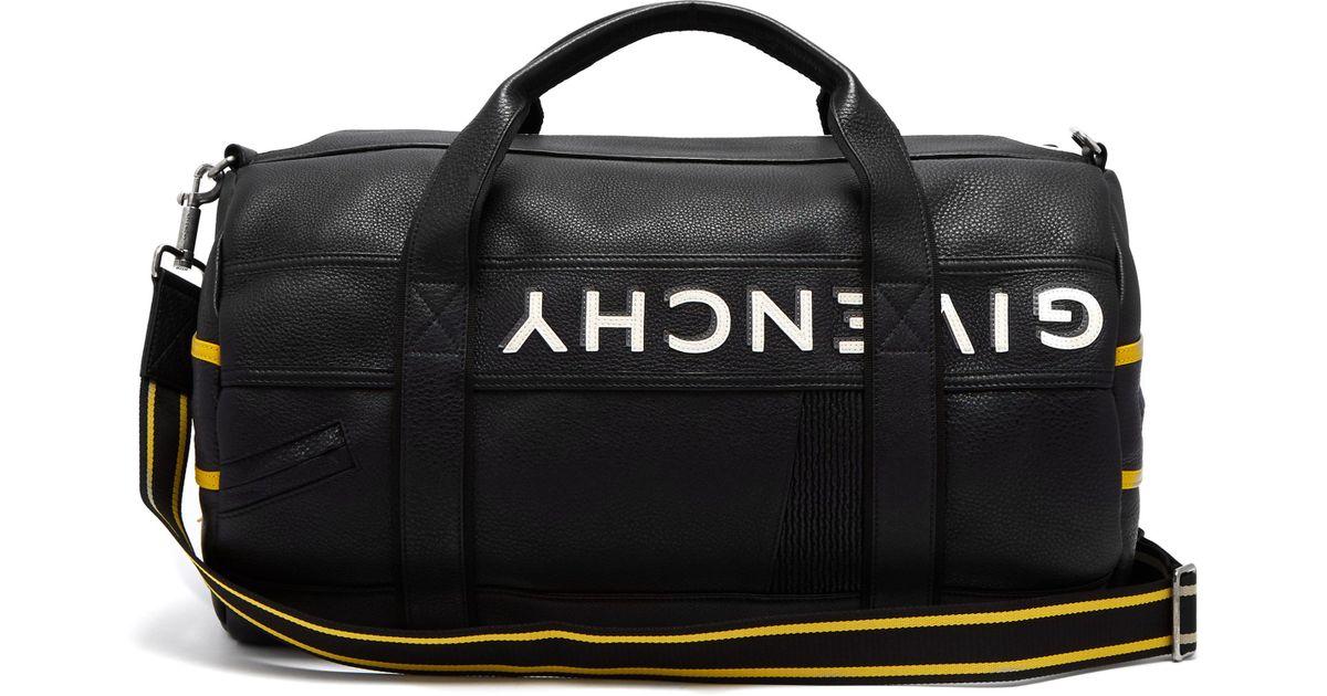 36b9f49230 Sac de sport en cuir MC3 Givenchy pour homme en coloris Noir - Lyst