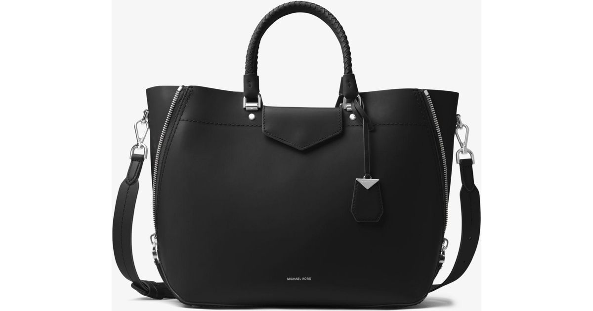 Michael Kors Blakely black leather tote B3pD8jn4B6