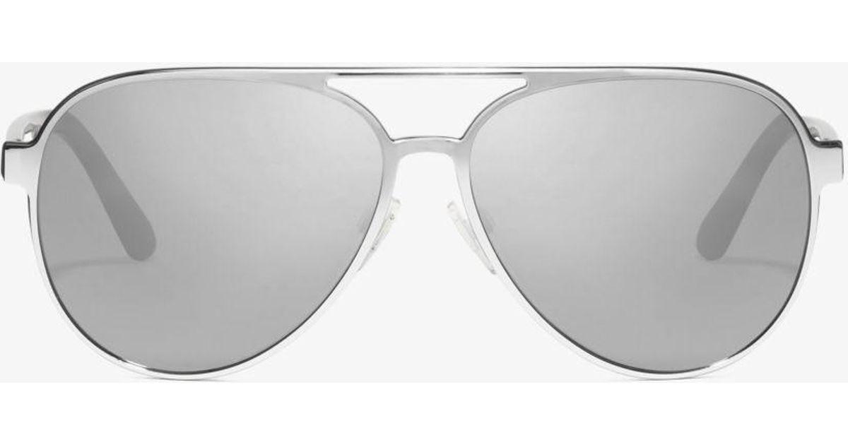 fc9747122944 Michael Kors Harper Sunglasses in Black for Men - Lyst