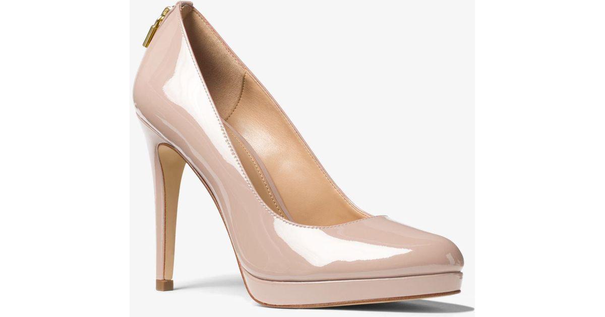 MICHAEL P4ZSKHQfki ANTOINETTE - High heels - truffle n8phw