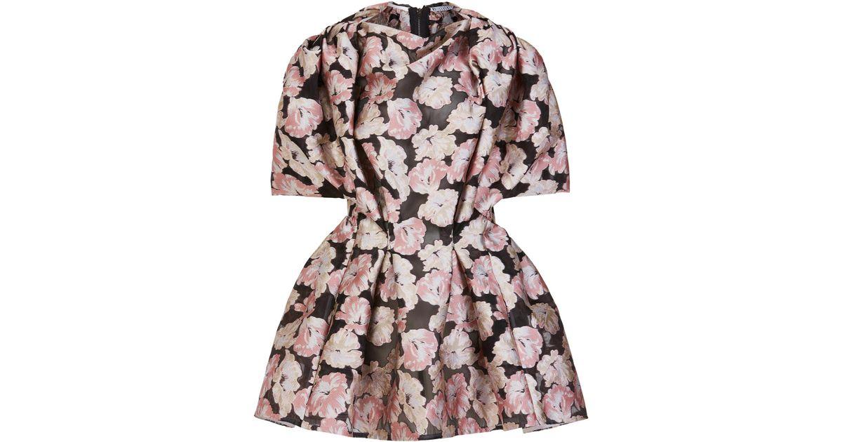 Kalina Floral Party Dress Maticevski d0PAd