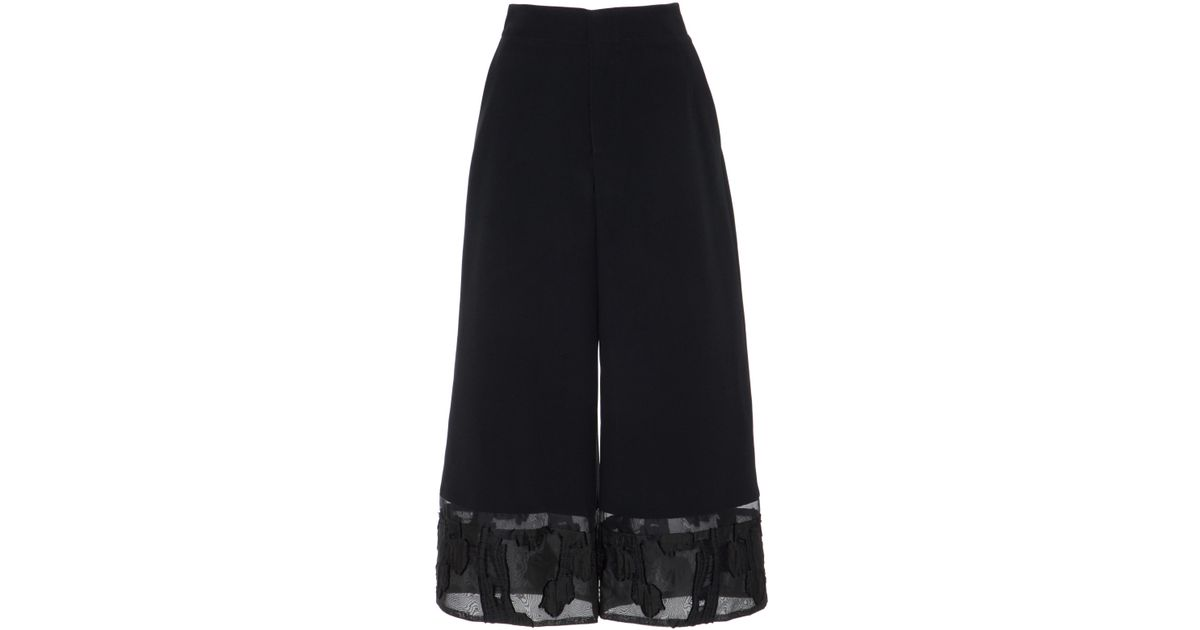 Cheap View MO Exclusive Norin Cropped Wide Leg Pant Alexis Limited Edition Sale Online Prices Discount Pictures Visit New Cheap Price O2O2bM