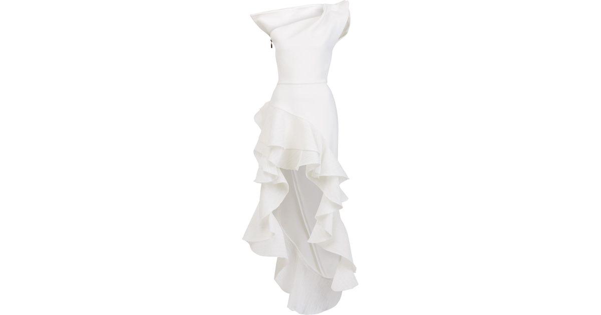 Flamenco Party Dress Maticevski TfsWUe4pfh