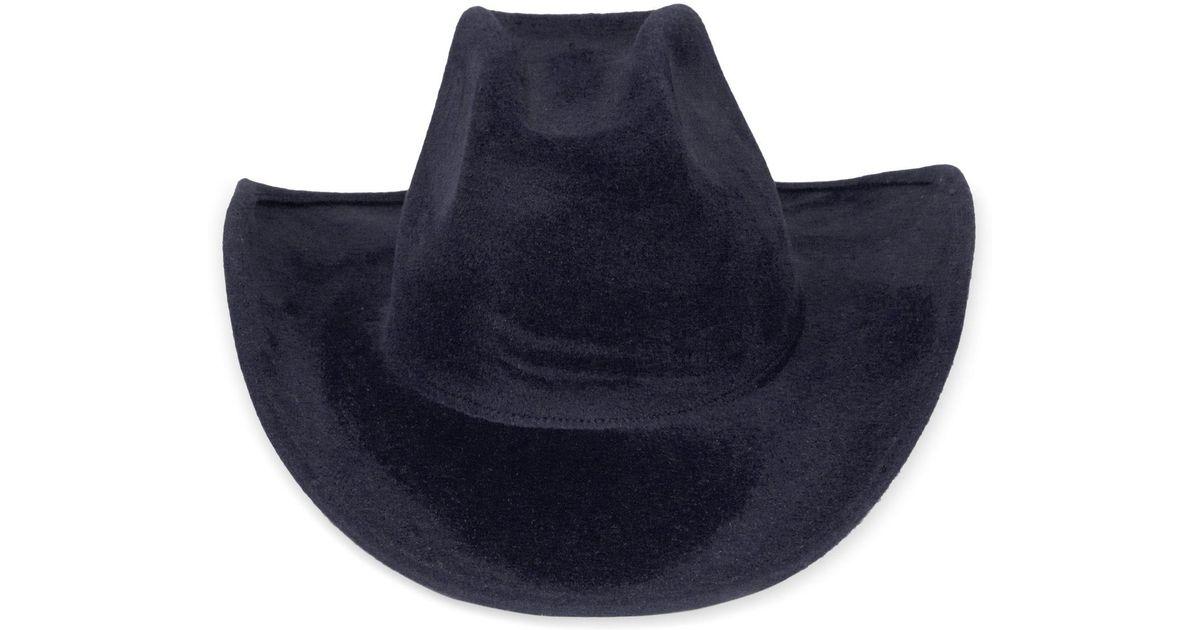 011c8f8ecf8ae Clyde Cowboy Hat in Black - Lyst