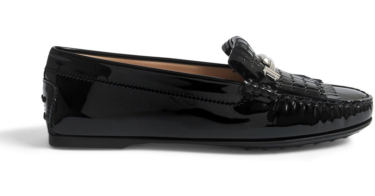 City Gommino loafers with fringe Tod's igzrL