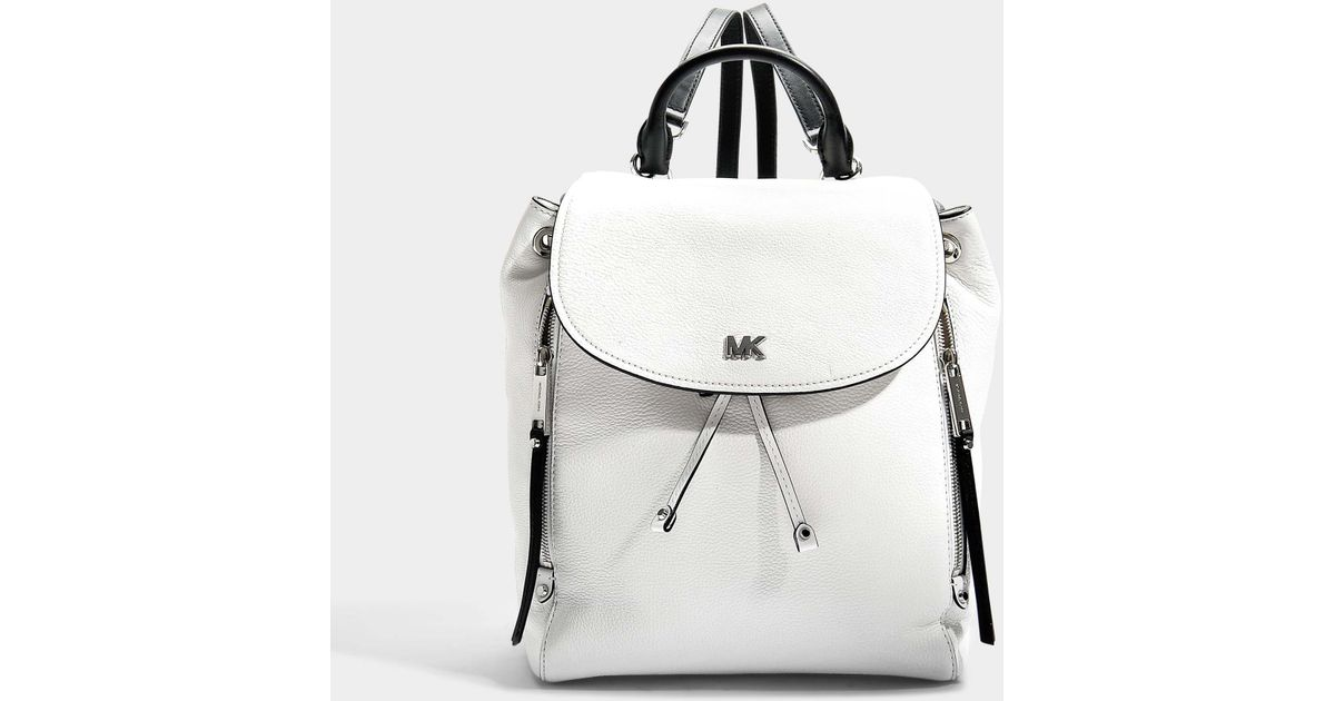 e0f169ba1eca ... norway michael michael kors evie medium backpack lyst 60397 99a55