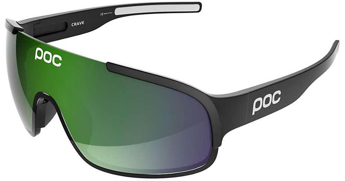 ceda03f8f602 Lyst - Poc Sports Crave Sunglasses in Green for Men
