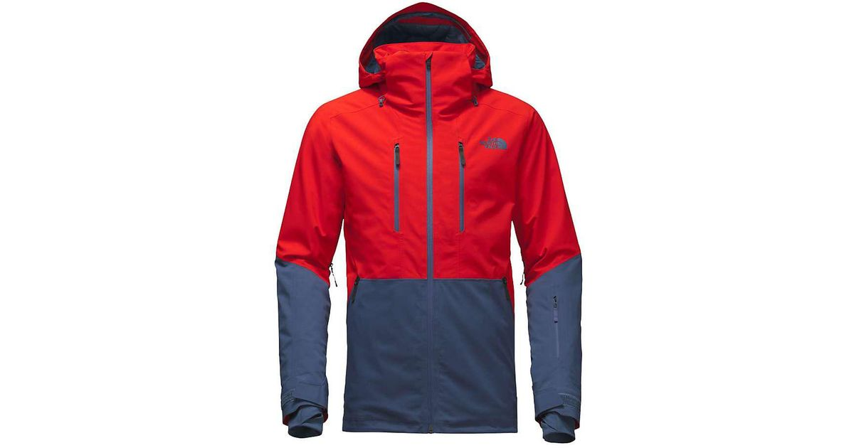 21efafc36ec7 Lyst - The North Face Anonym Jacket in Red for Men
