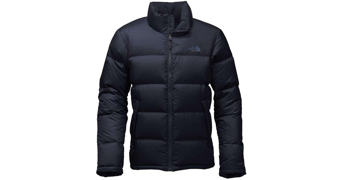 ae2a04147418c Lyst - The North Face Nuptse Jacket in Blue for Men