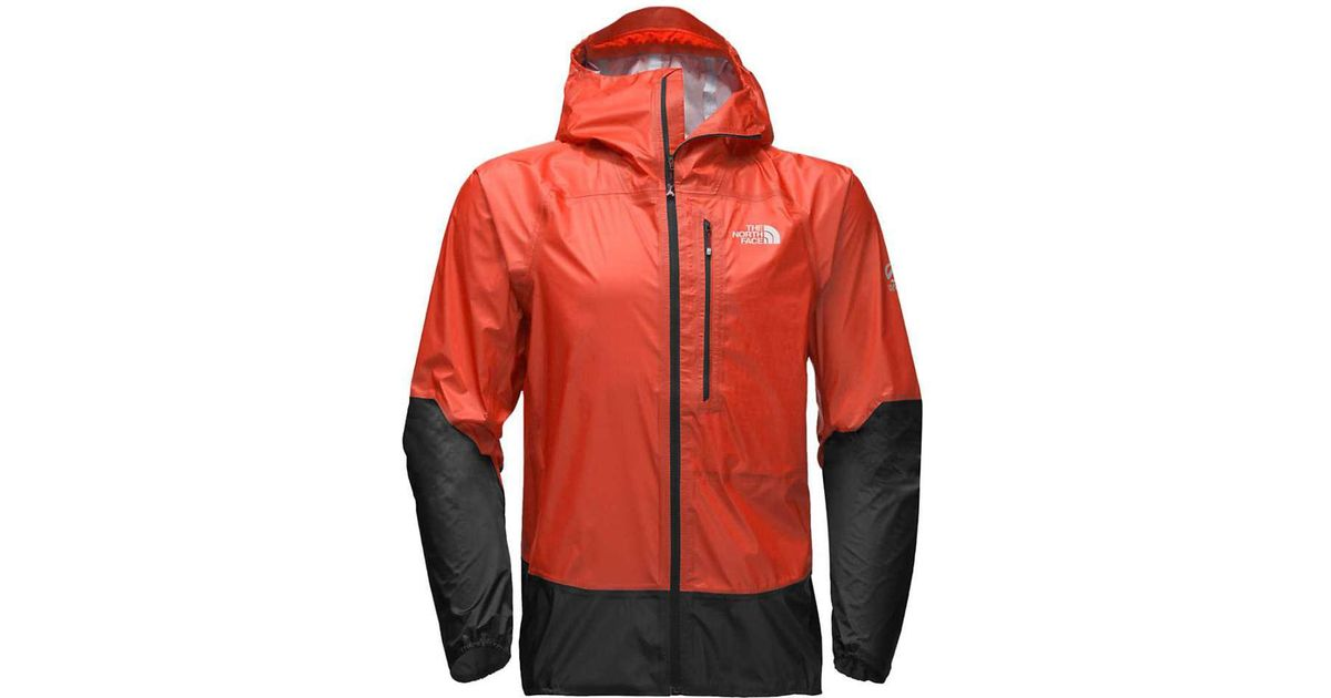 22c4e2e3 The North Face Summit L5 Ultralight Storm Jacket in Red for Men - Save 38%  - Lyst