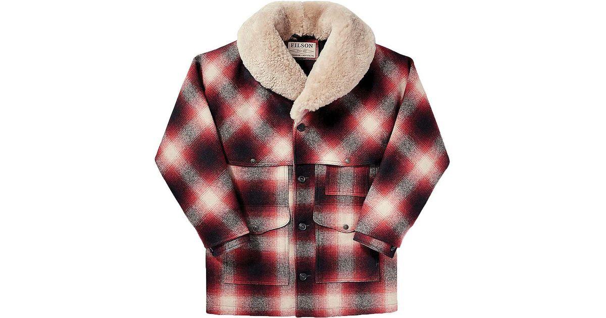 5f48a2cab Filson packer coat