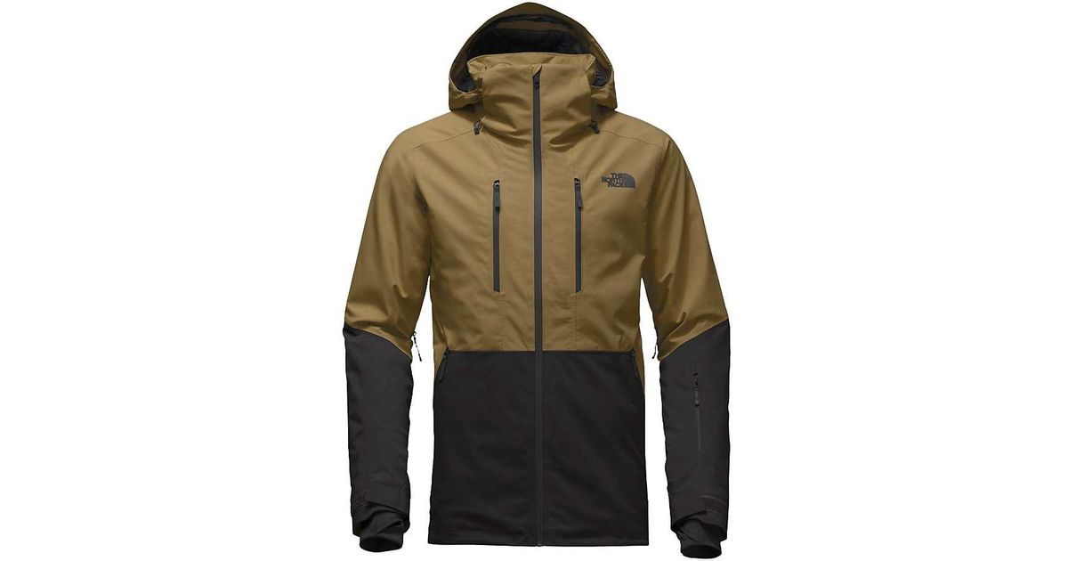 20e553f4a410 Lyst - The North Face Anonym Jacket in Green for Men